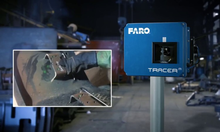 FARO Laser Projector